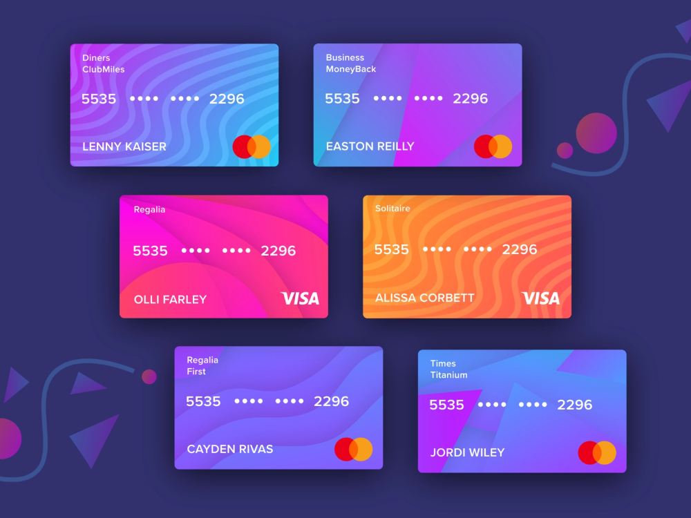 Pin On Credit Debit Card