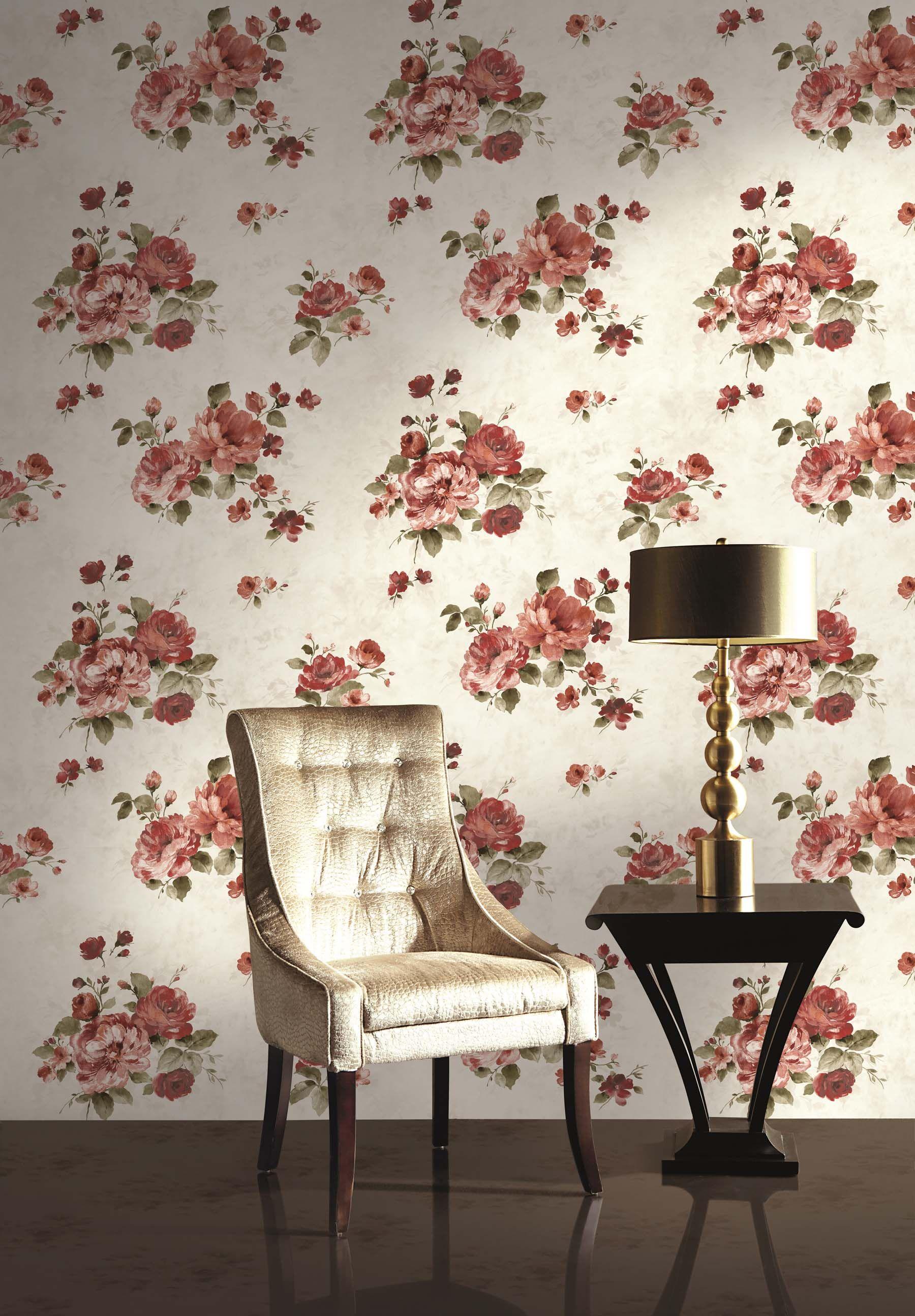 Flowers In 2020 Wallpaper House Design Home Wallpaper Li