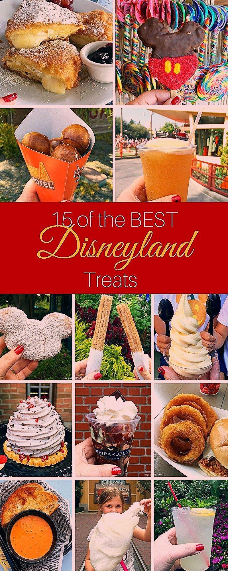 Photo of Best Disneyland Treats – Liz on Call