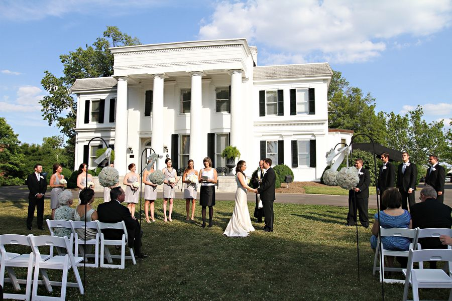 Wedding At The Carrick House In Lexington Kentucky Featured Bride Magazine