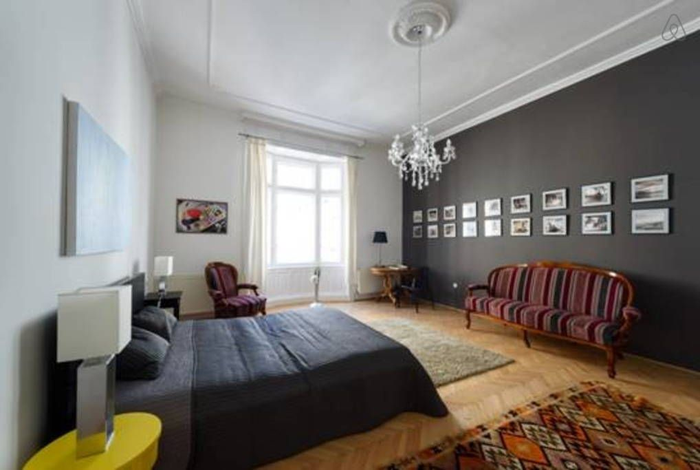 Schau Dir dieses großartige Inserat bei Airbnb an: Luxury Apartment in Downtown - Apartments zur Miete in Budapest