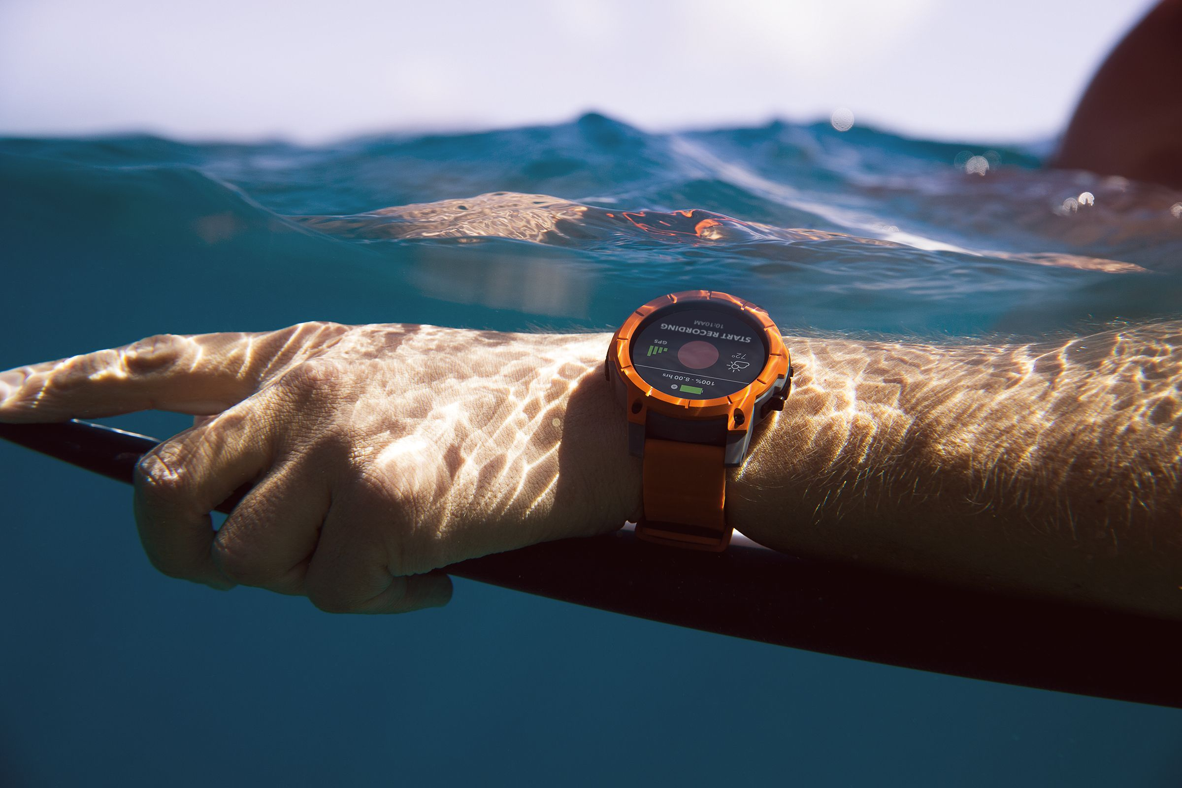 With Groundbreaking Water Resistant Capabilities Rated To  Meters 330 Feet The Nixon Mission Has The Highest Waterproof Rating Of Any