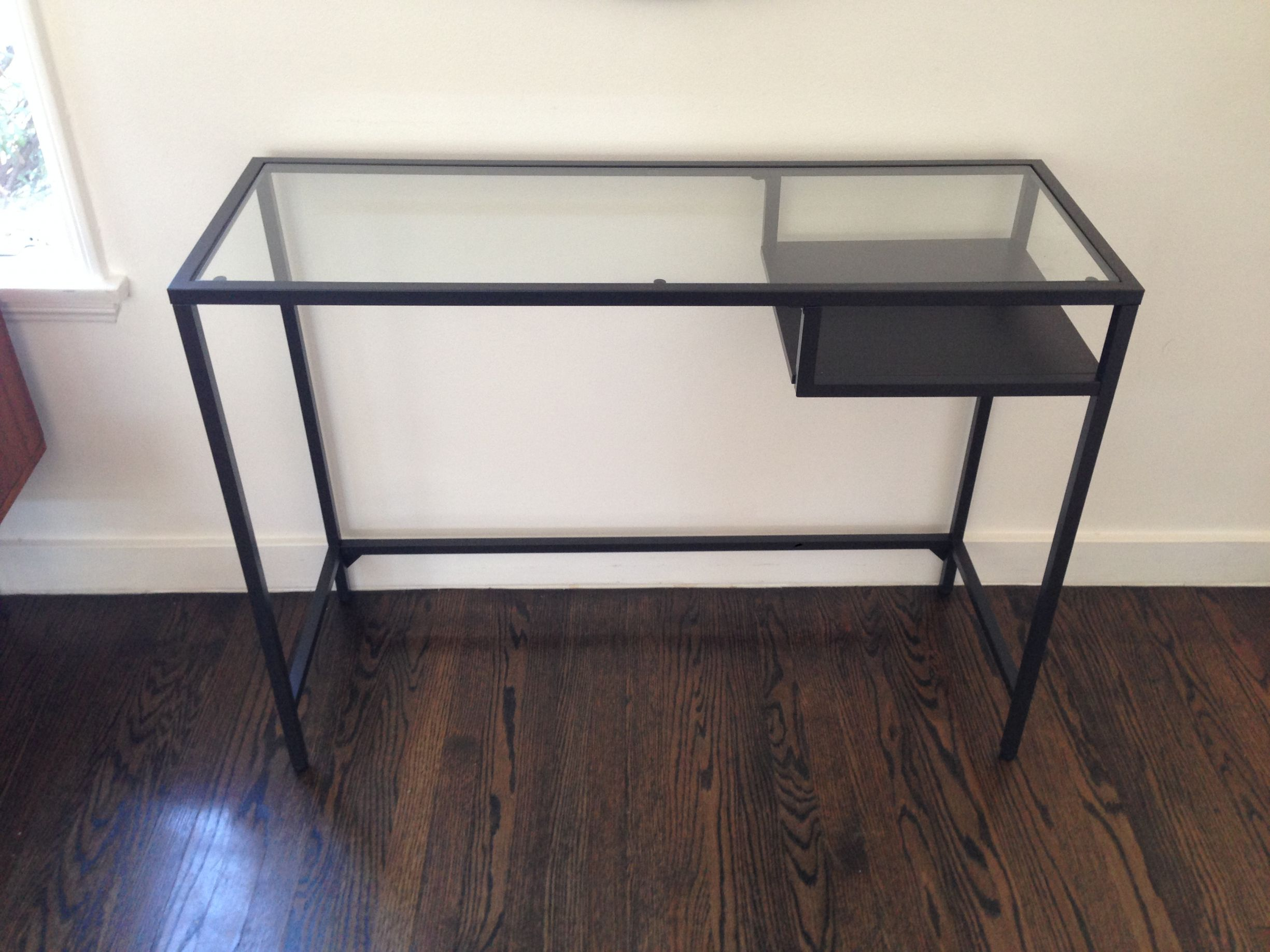 99 Ikea Glass Top Desk Diy Corner Desk Ideas Check More At Http Michael Malarkey Com Ikea Glass Top Desk Ikea Console Table Ikea Laptop Table Ikea Desk