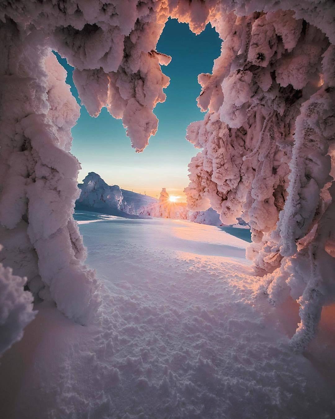того, картинки снежная волшебная зима гвл гкл