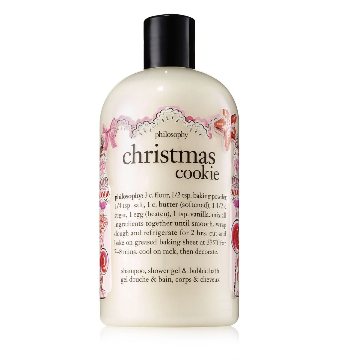 christmas cookie capture the essence of christmas morning with christmas cookie shampoo shower gel bubble bath