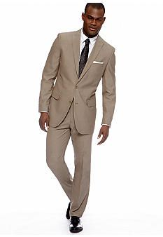 Made Cam Newton Suit Separate Coat White Solid Roll Tab Shirt