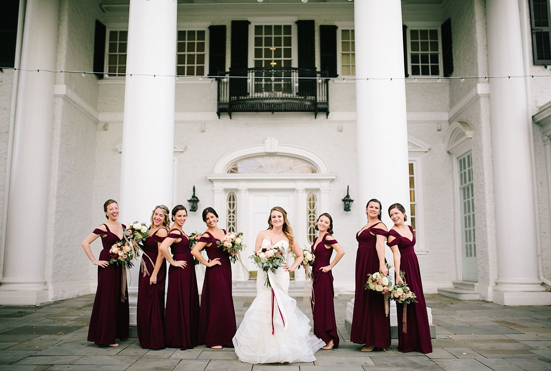 Kelsey Harrison S Radnor Valley Country Club Wedding Elizabeth Mae Photography