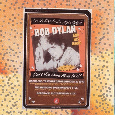 Bob Dylan Borgholm, Sweden July 3, 2001 Download: FLAC/MP3
