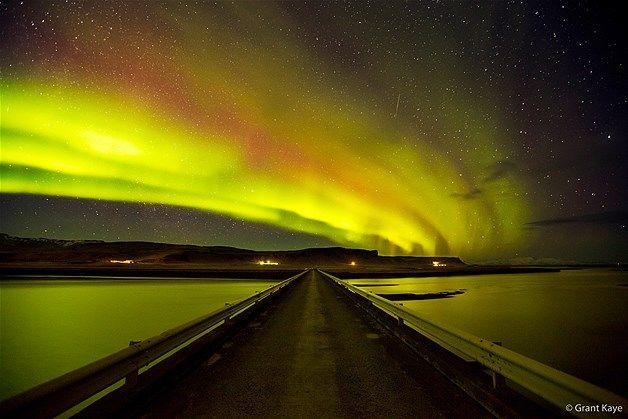 Landbrotsvötn vlakbij Kirkjubæjarklaustur, IJsland