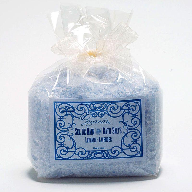 Bath Salts Bag