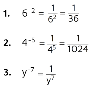 how to solve negative polynomials