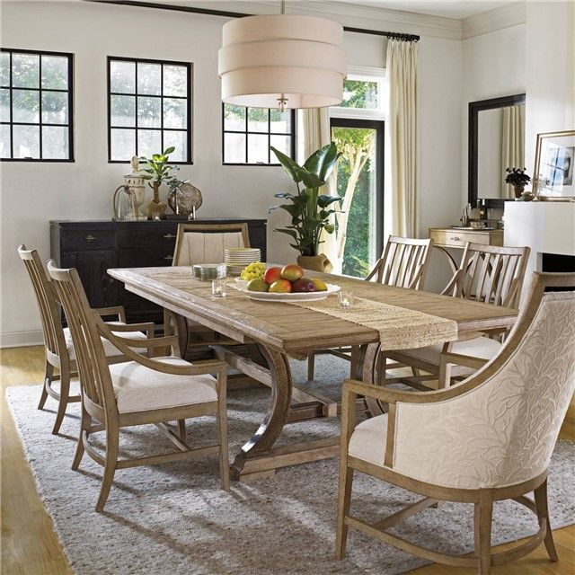 Stanley Furniture Coastal Living Resortthe Bay Weathered Pier Best Coastal Living Dining Room Furniture Review