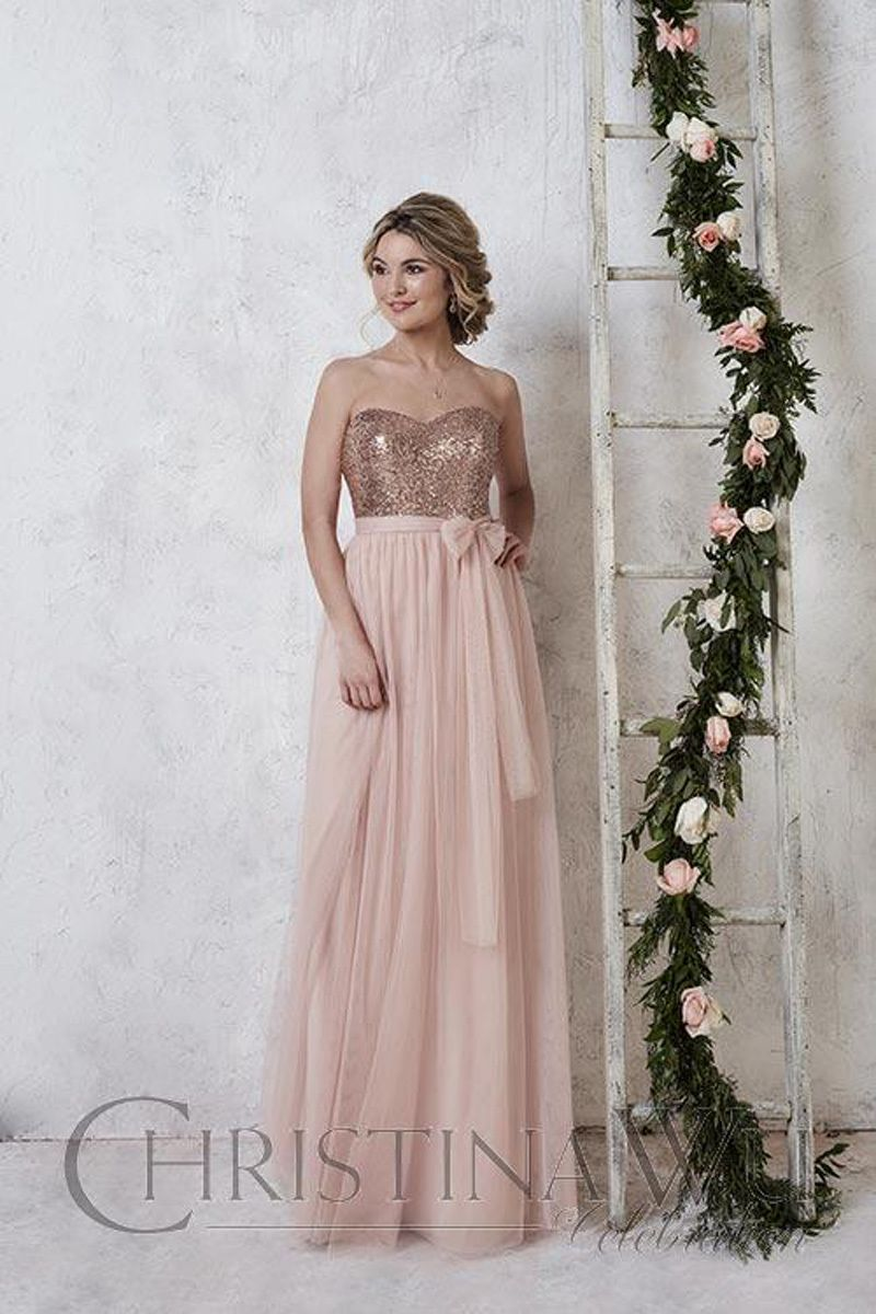 Sequin tulle special occasion dress style nina bridal shop christina wu celebration is the perfect addition to your wardrobe you can create your own look and have fun designing your dress with our creative colour ombrellifo Gallery