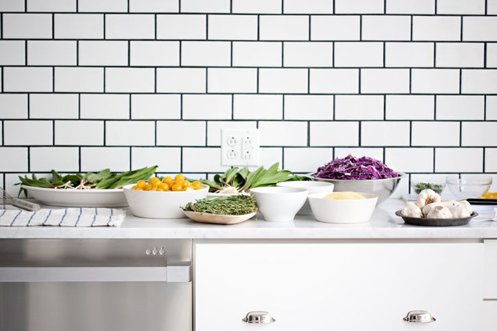 Nature S Bounty White Subway Tile Kitchen White Subway Tiles Kitchen Backsplash Kitchen Tiles Backsplash