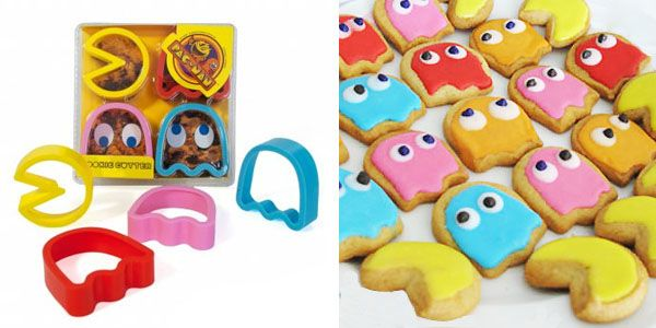 Moule à cookies Pac Man