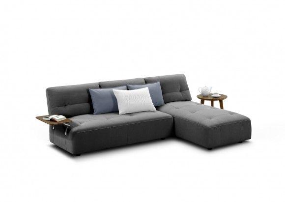 Houdini Modular sofa with endless flexibility Modular Lounge - designer couch modelle komfort