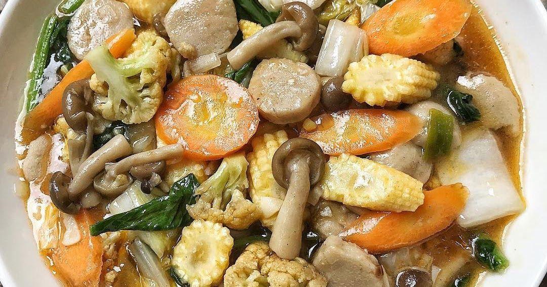Resep Capcay Sayur By Dianayupuspitasari Resep Masakan Indonesia Resep Makanan Resep Masakan