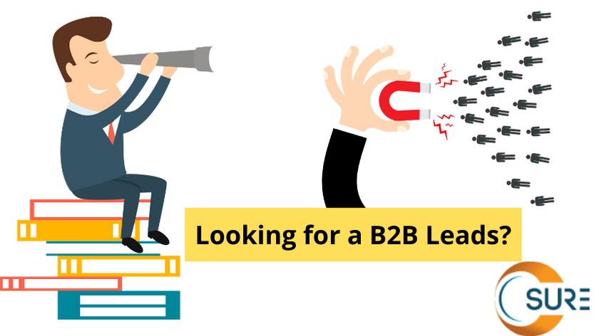 B2B Lead Generation Services! in 2020 Lead generation