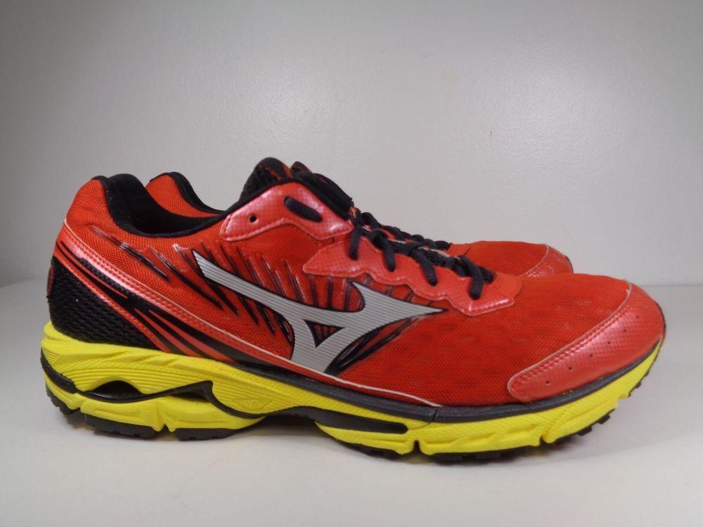Mizuno Wave Rider 16 Men S Running Cross Training Shoes Size 14 Us
