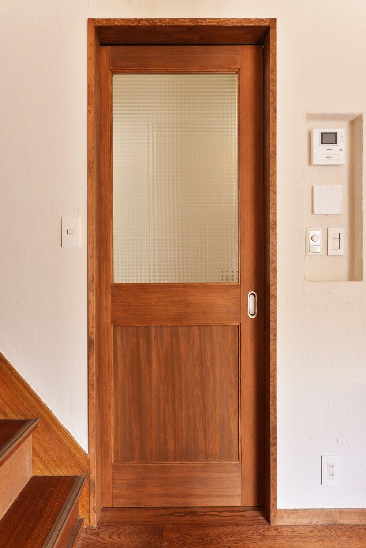 リフォーム リノベーションの事例 造作建具 ドア 施工事例no 401