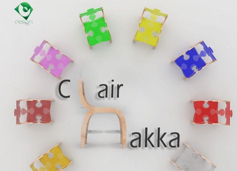 Votate la nuovissima sedia Hakka per vederla realizzata!!!