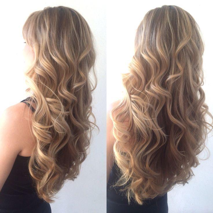 Women Haircuts Medium Over 50 Pinterest Blonde Balayage