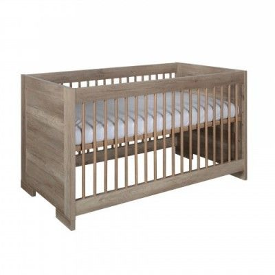 Kidsmill Lodge Crib In Natural Wood Kidspace Cribs Modern