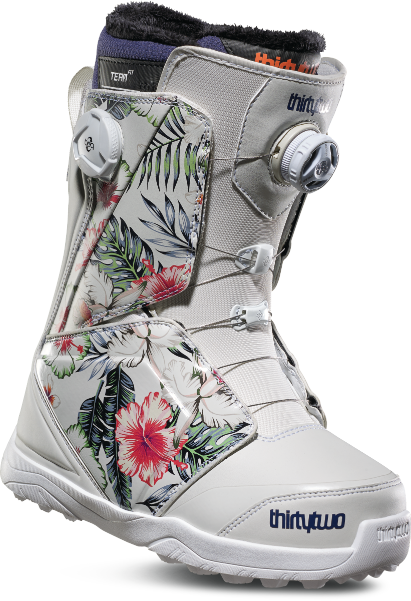 Thirty Two Lashed Double Boa Women S Snowboard Boots Boots Snowboarding Women Outfit