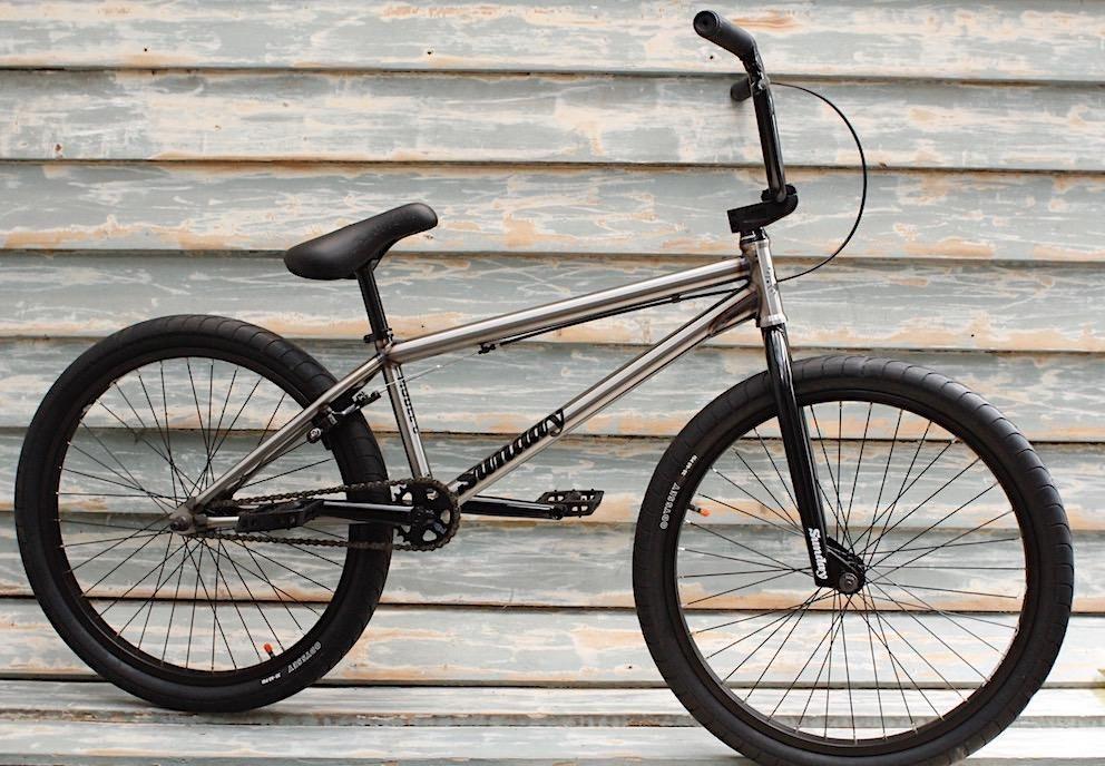 Sunday Model C 24 Inch Matte Raw 2019 Bmx Bikes Bmx Bmx Shop