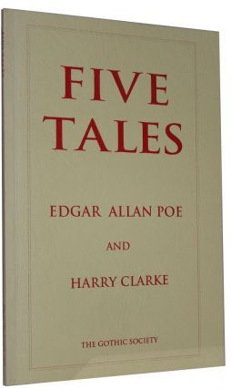 Five Tales. Illustrated by Harry Clarke.
