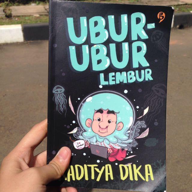 Ebook Raditya Dika Marmut Merah Jambu