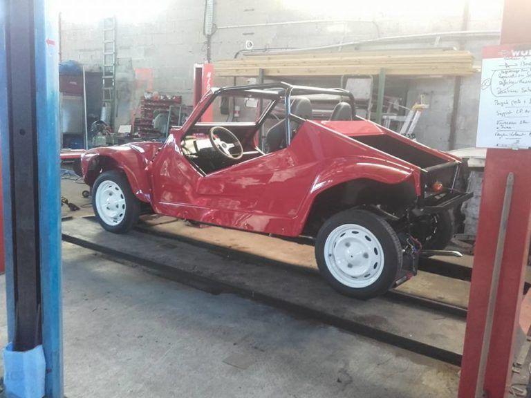 Diaggo Rr01 Le Deuggy Version Dyane Kit Cars 2cv Citroen 2cv