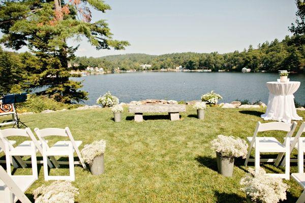 Simple Lakeside Wedding Ideas Heart Love Weddings My dream