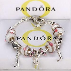Pandora Bracelets 0019 Pandora Bracelet Charms Pandora Bracelets Pandora Jewelry