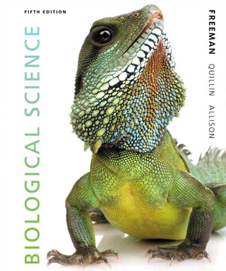 Biological Science 5th Edition By Scott Freeman PDF