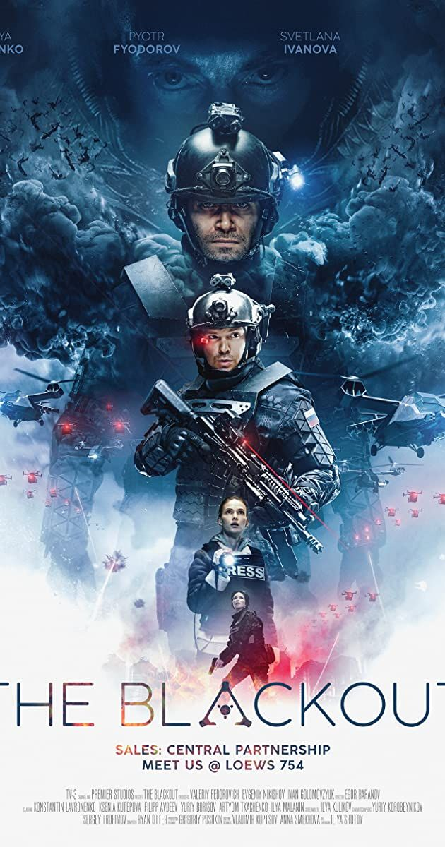 The Blackout (2019) Action Scifi Thriller. Life on Earth