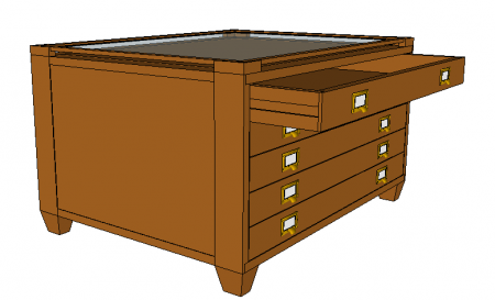 Awesome Wood File Cabinet Plans
