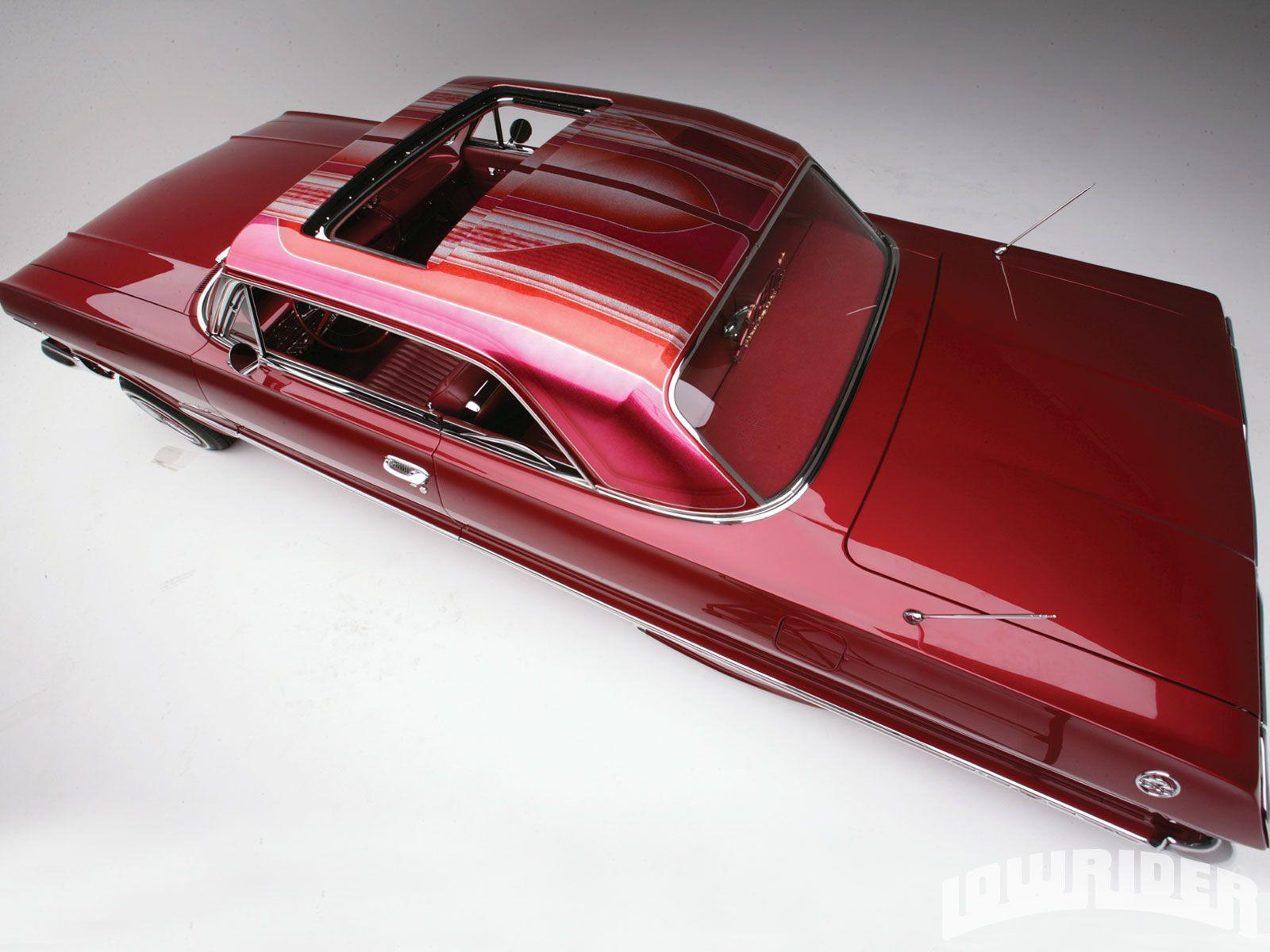 Check out USO Los Angeles member JD Delgado s sweet 1963 Chevrolet