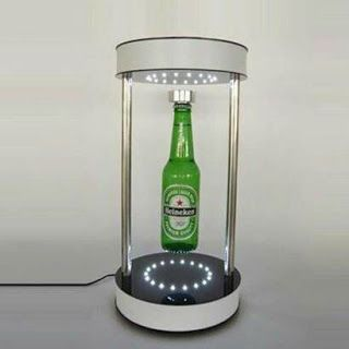 Justpro - Corporate Customized Gift & Stationary: magnetic floating beer display
