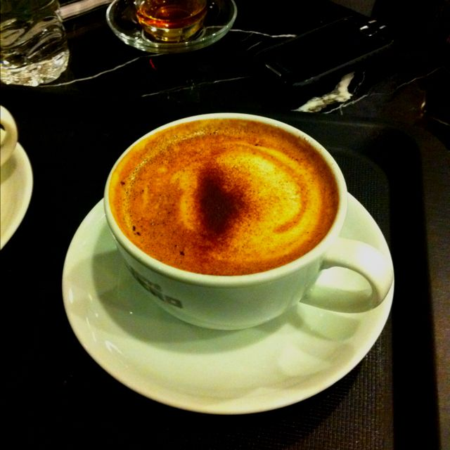 Caffe Nero Latte