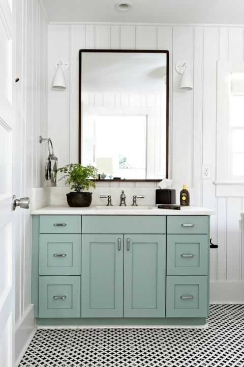 Cabinet Paint Color Trends And How To Choose Timeless Colors Small Bathroom Decor Chic Bathrooms Bathroom Decor
