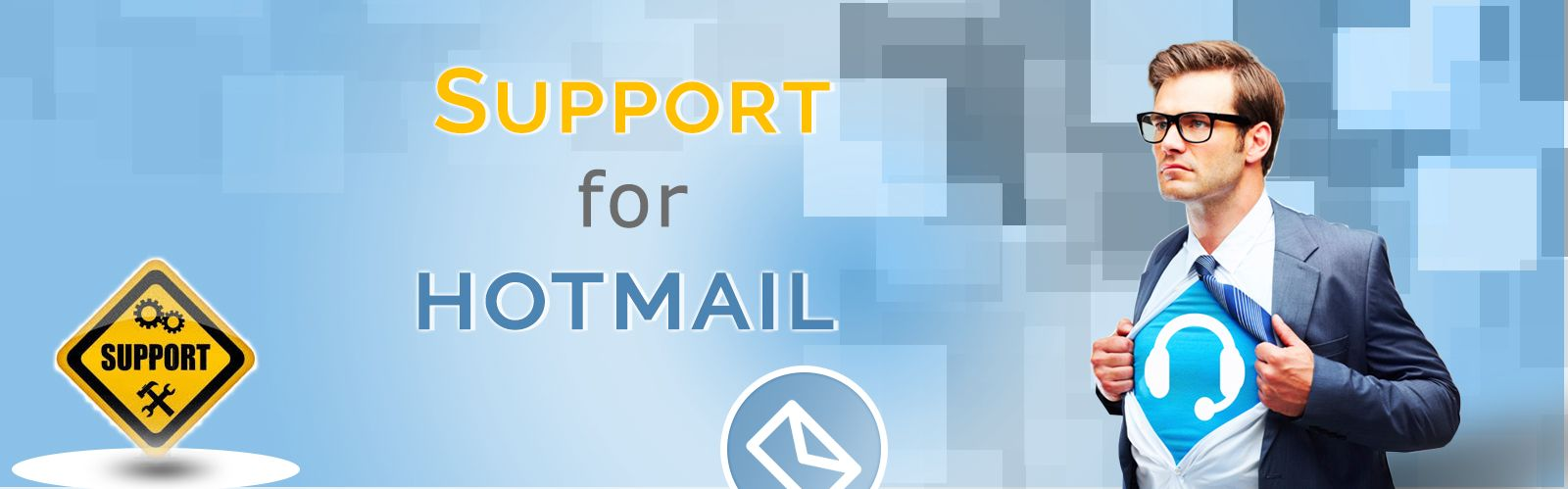 Hotmail email service is largely used by the user and