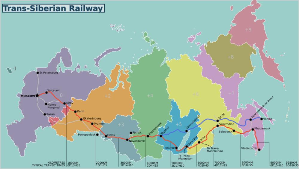 Trans Siberian Railway Travel Guide At Wikivoyage Trans Siberian Railway Trans Siberian Train Journey