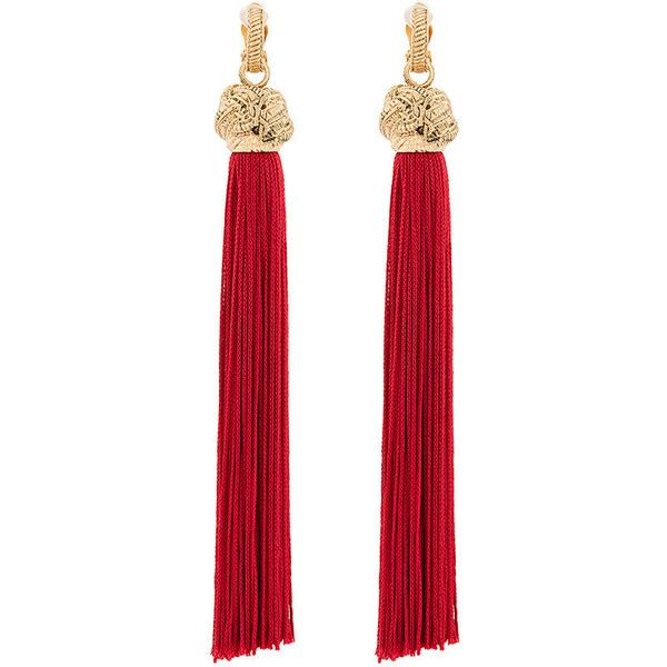 Womens Loulou Earrings Saint Laurent S6FnCJQ