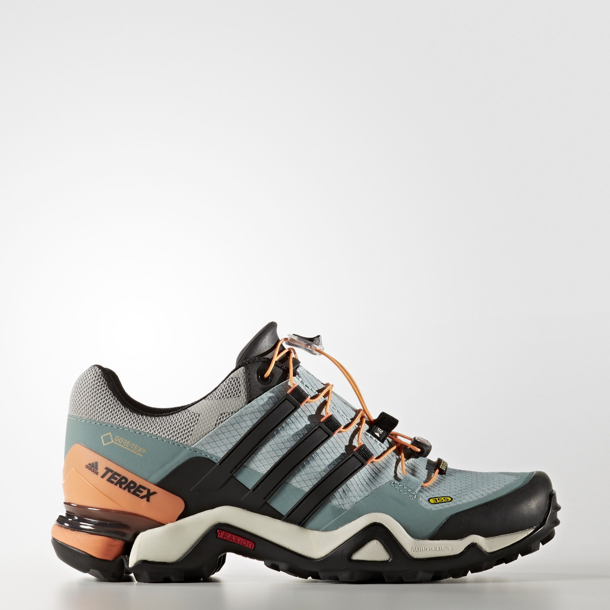 adidas - Terrex Fast R GTX Shoes Tactile Green/Core Black ...