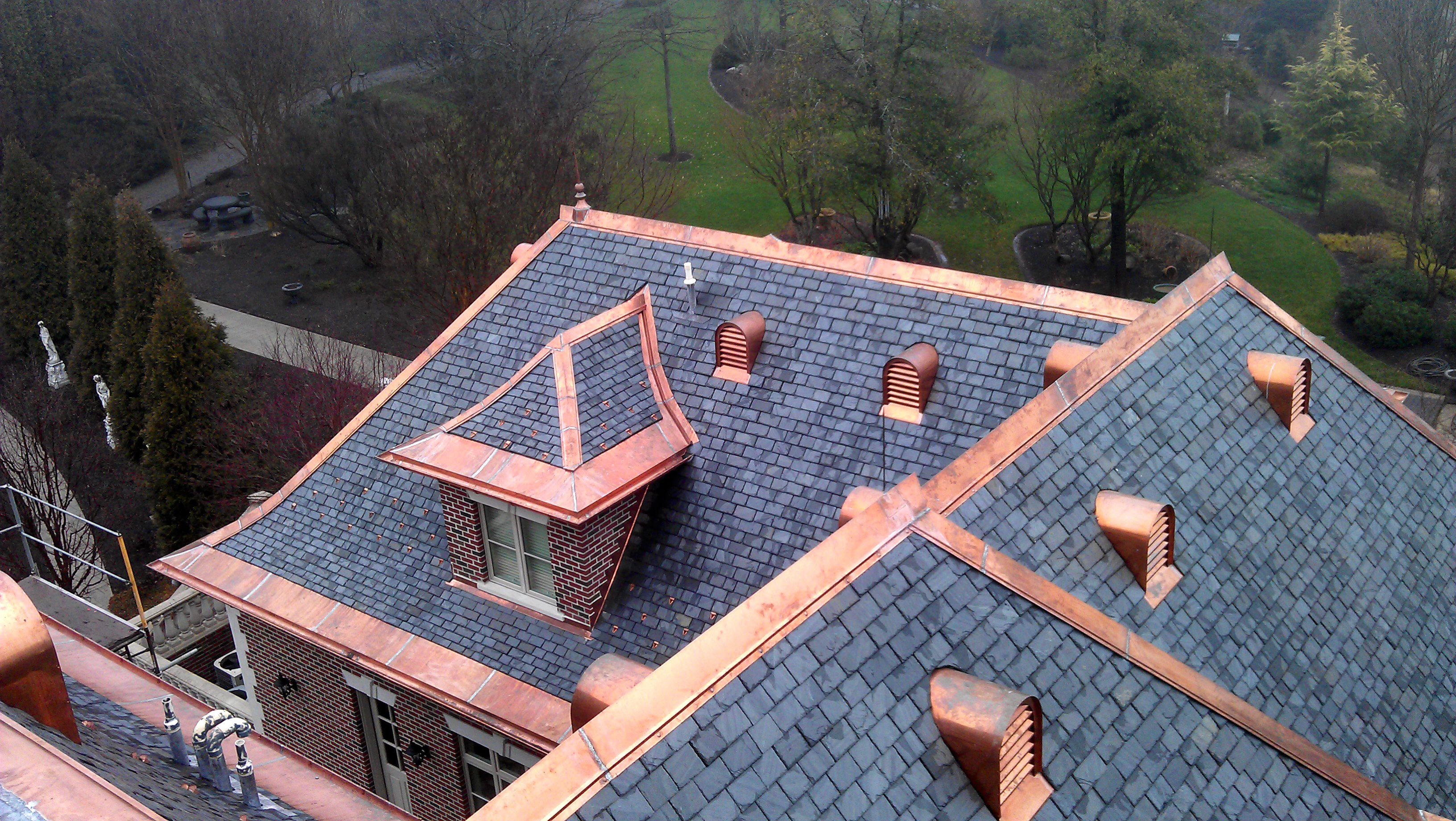 Best I Love The Look And Durability Of This Copper And Slate 400 x 300