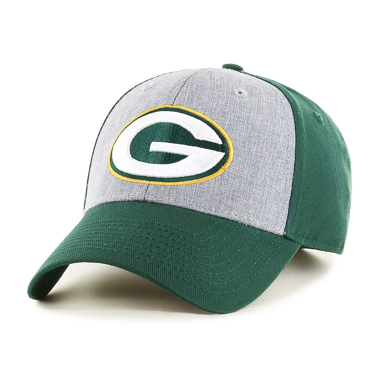 07861a5581b9f4 OTS NFL Green Bay Packers Male Essential All-Star Adjustable Hat, $7.43