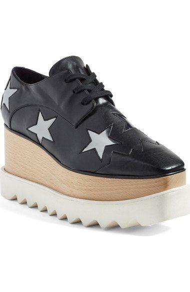 fa910d604716 STELLA MCCARTNEY Platform Oxford (Women).  stellamccartney  shoes ...
