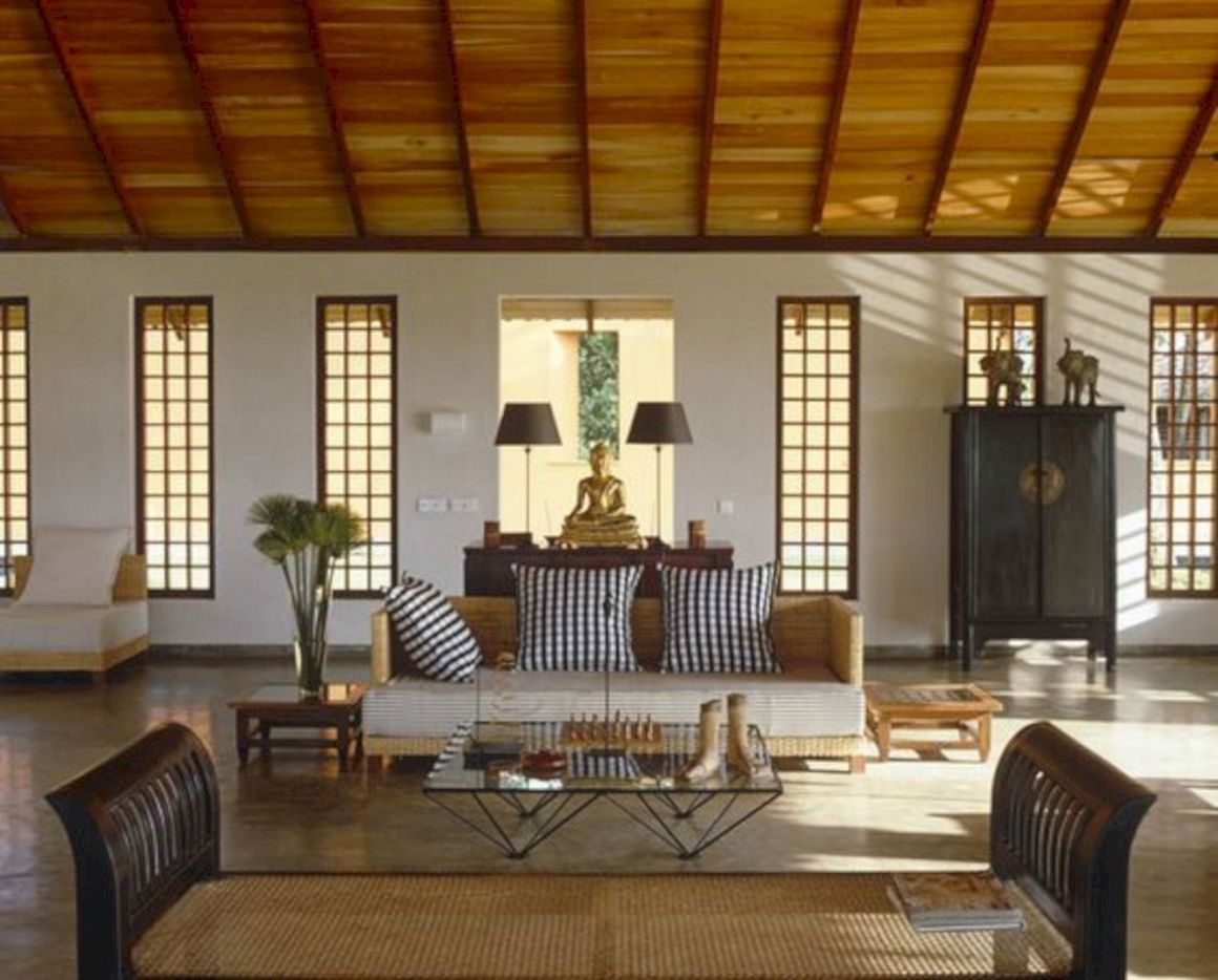 16 Interior Design Ideas To Have A Thai Style Home With Images