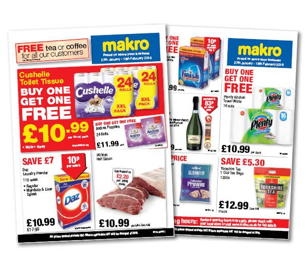 Makro Mail 02 Click Here To View Pops Cereal Box Frosted